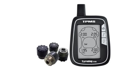 Датчики давления и температуры в шинах TPMS CRX-1002