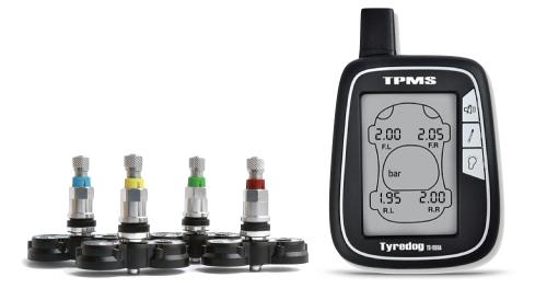 Датчики давления и температуры в шинах TPMS CRX-1003