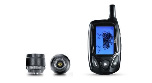 Система контроля давления и температуры в шинах, внешние датчики TPMS CRX-1020