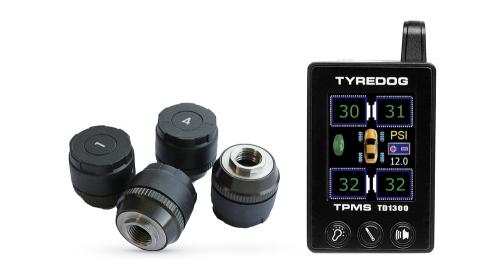 Система слежения за давлением в шинах  TPMS CRX-1042/L