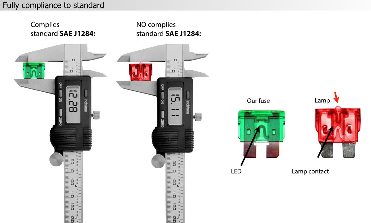 fuse standard blade smart regular fuse automotive 10 amp. Black Bedroom Furniture Sets. Home Design Ideas